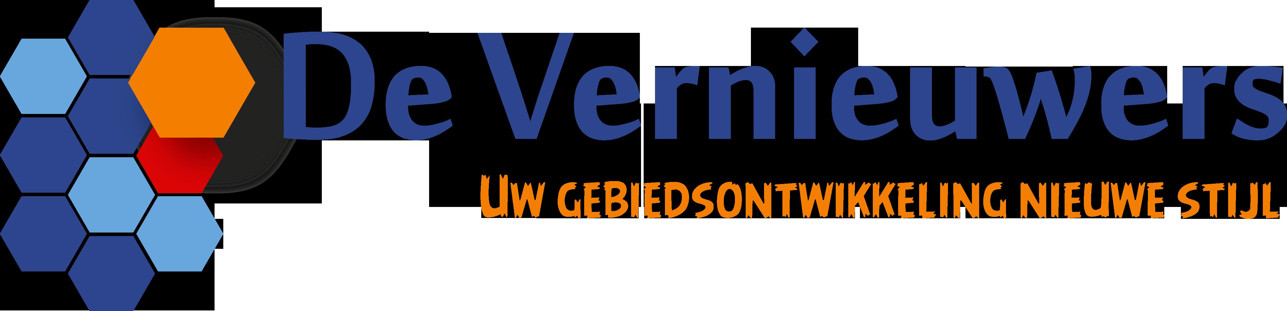 Logo van 'De Vernieuwers'