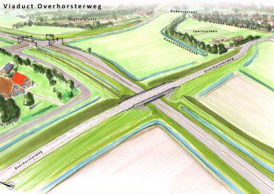 Rondweg Voorthuizen (ontwikkeling N303) - De Vernieuwers