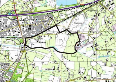 Harselaar-Zuid, Barneveld (realiseren bedrijventerrein) - De Vernieuwers