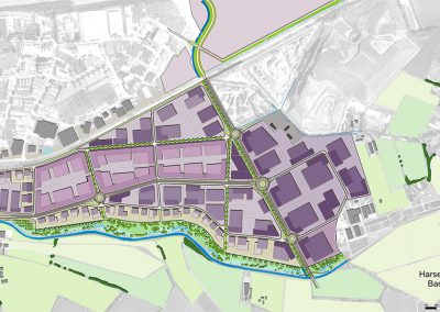Harselaar-Zuid, Barneveld | Realiseren bedrijventerrein