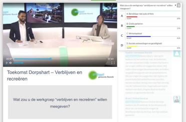 Odijk - Webinar toekomst Dorpshart - De Vernieuwers
